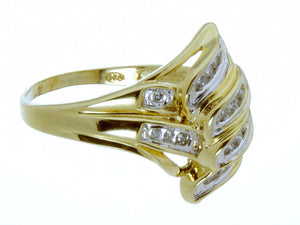 1/5ct Diamond Cocktail Ring - Chicago Pawners & Jewelers