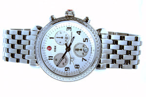 Michele Watch CSX Diamond Chronograph - Chicago Pawners & Jewelers
