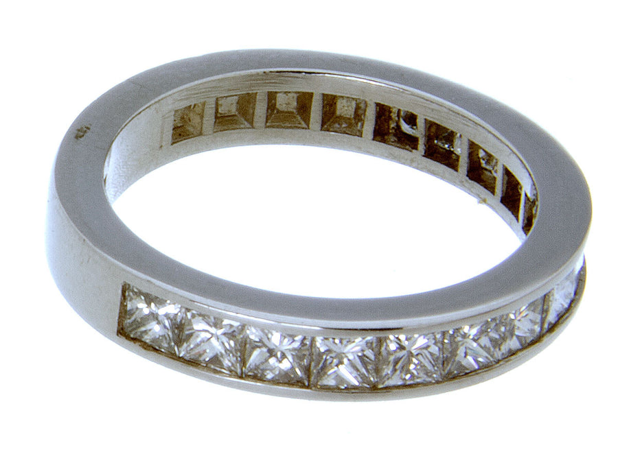 Platinum 1.82ct Diamond Anniversary Band - Chicago Pawners & Jewelers