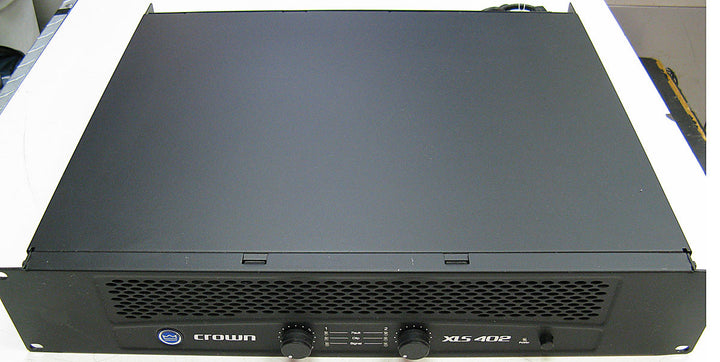Crown XLS 402 Power Amplifier - Chicago Pawners & Jewelers