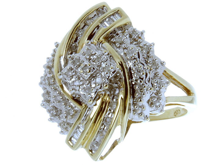 1/4ct Diamond Cocktail Ring - Chicago Pawners & Jewelers