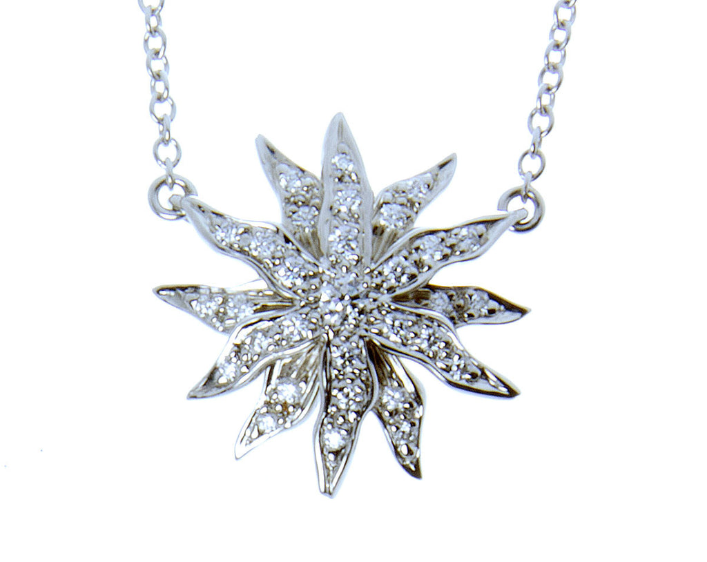 Tiffany co lace platinum diamond sunburst pendant chicago lace platinum diamond sunburst pendant aloadofball Images