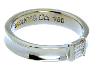 Tiffany & Co. Baguette Diamond Wedding Band
