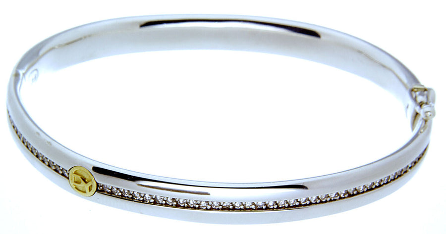 David Yurman Men's Diamond Bracelet - Chicago Pawners & Jewelers