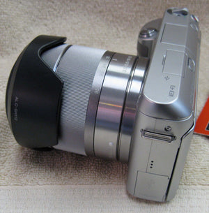 Sony NEX-F3 Digital Camera 16.1MP - Chicago Pawners & Jewelers