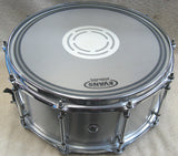 "Crush Rolled Aluminum 14x6.5"" Snare Drum - Chicago Pawners & Jewelers"