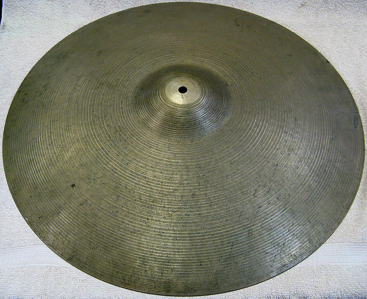 Zildjian Vintage 1970s 22 inch Ride Cymbal - Chicago Pawners & Jewelers