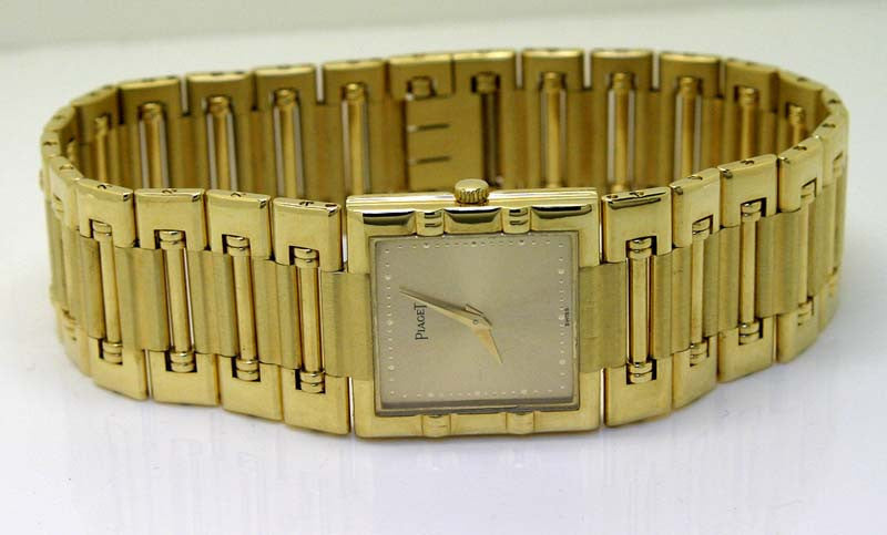 Piaget Dancer 18K Gold - Chicago Pawners & Jewelers