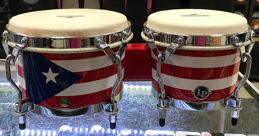 LP Matador Puerto Rican Heritage Bongos - Chicago Pawners & Jewelers