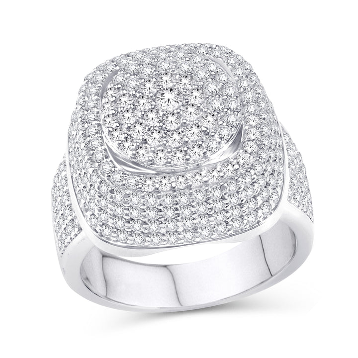 Men's 3.50ct Diamond Ring