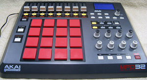 Akai MPD32 USB/Midi Pad Controller - Chicago Pawners & Jewelers