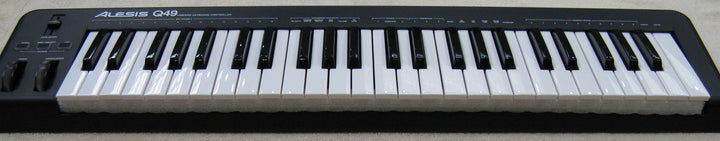 Alesis Q49 USB/Midi Keyboard Controller - Chicago Pawners & Jewelers