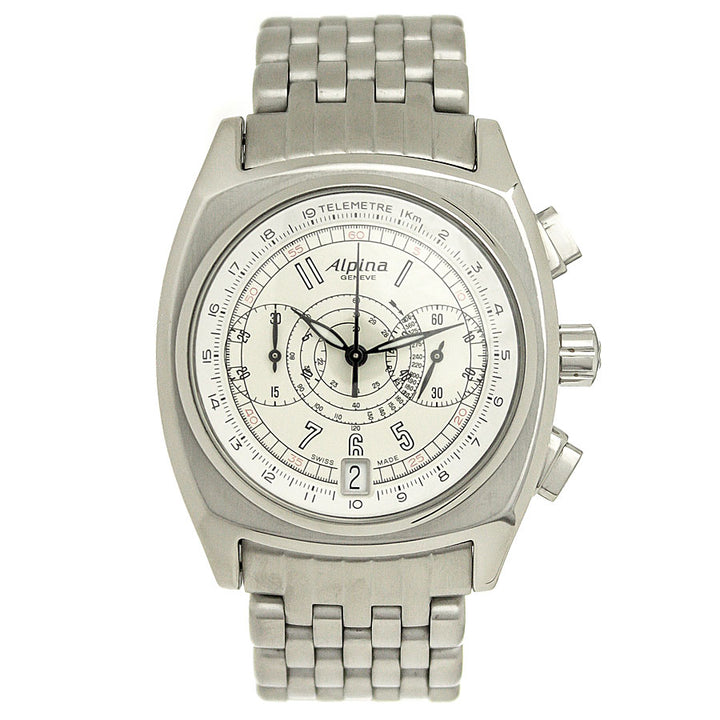 Alpina Heritage Chronograph Automatic - Chicago Pawners & Jewelers