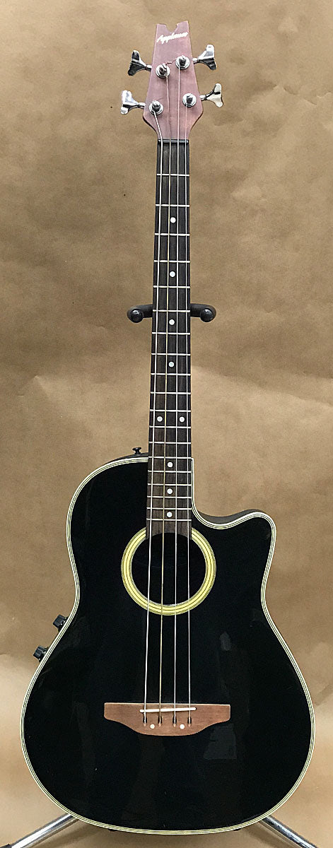 Ovation Applause AE-40 Acoustic Electric Bass Guitar