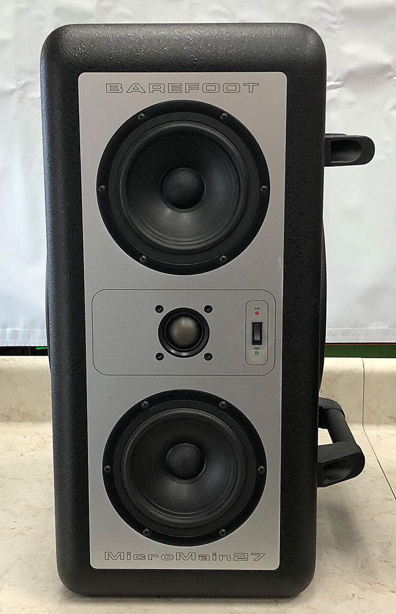 Barefoot Sound MicroMain 27 Studio Monitor Pair - Chicago Pawners & Jewelers