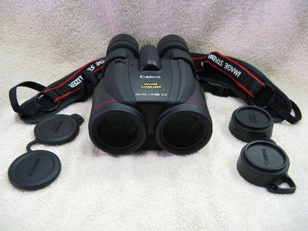 Canon 10x42 L IS WP Binoculars - Chicago Pawners & Jewelers
