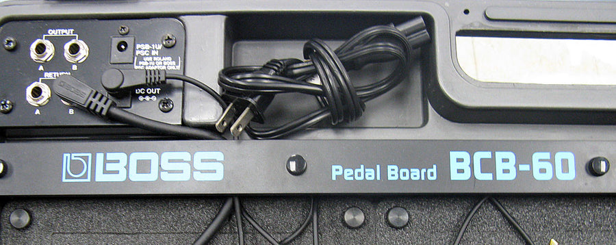 Boss BCB-60 Pedal Board - Chicago Pawners & Jewelers