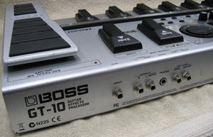 Boss GT-10 Guitar Effects Processor - Chicago Pawners & Jewelers