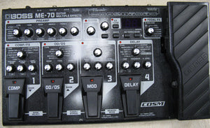 Boss ME-70 Guitar Effects Processor - Chicago Pawners & Jewelers
