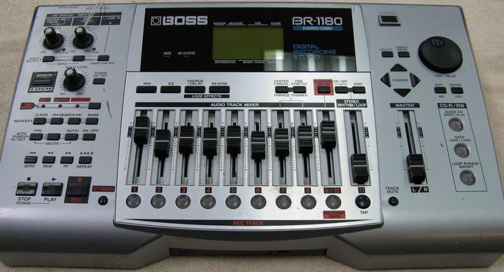 Boss BR-1180CD Digital Recording Studio - Chicago Pawners & Jewelers
