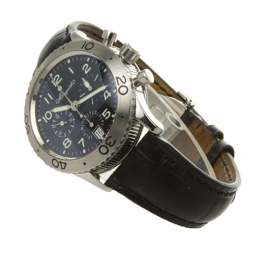 Breguet Type XX Transatlantique 3820 - Chicago Pawners & Jewelers