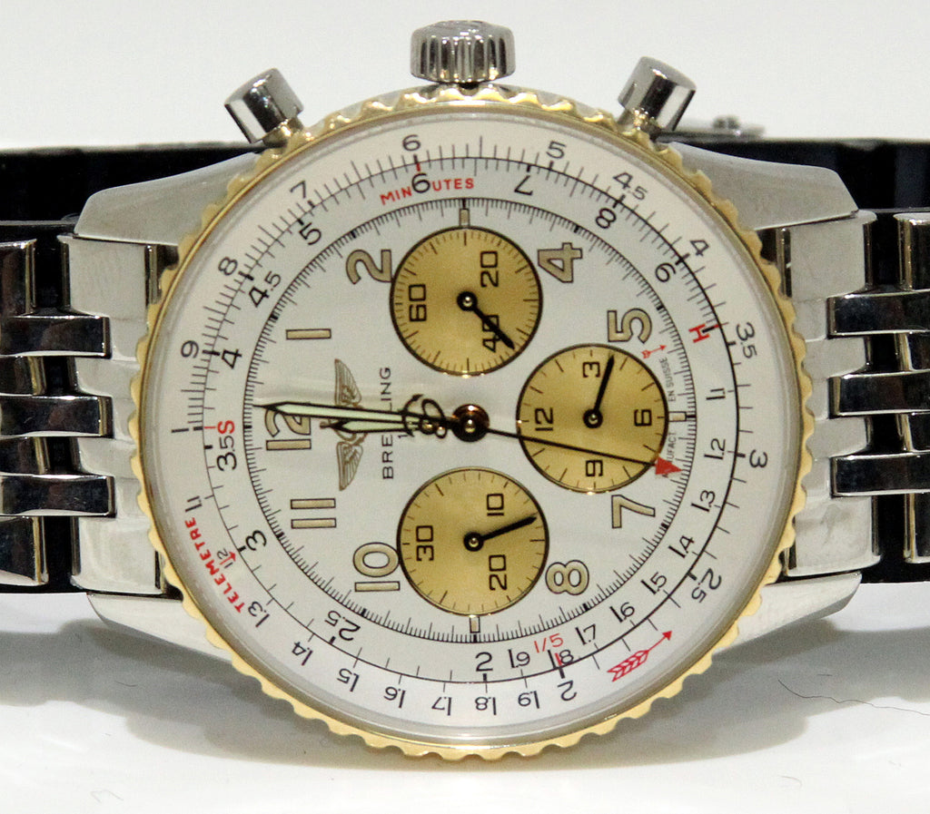Breitling Navitimer 92 - Chicago Pawners & Jewelers