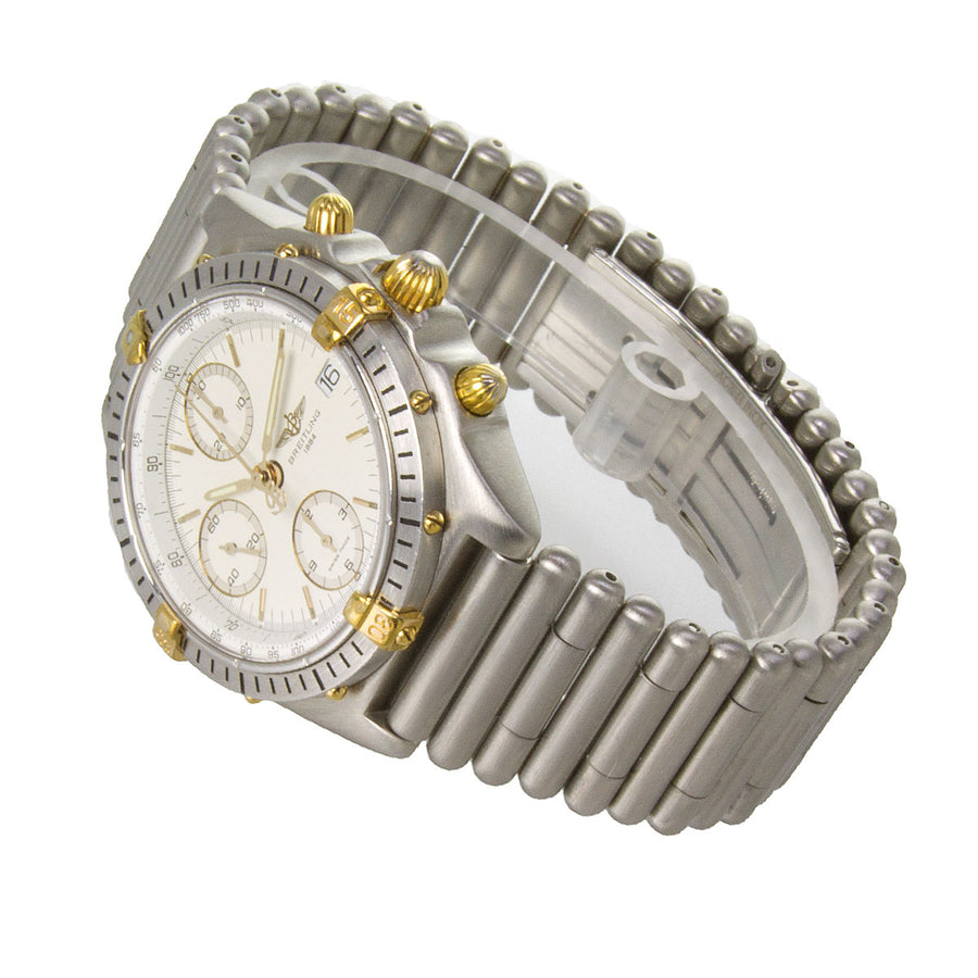 Breitling Chronomat SS/18K with Bullet Bracelet - Chicago Pawners & Jewelers