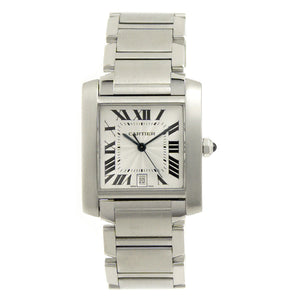 Cartier Tank Francaise Automatic - Chicago Pawners & Jewelers