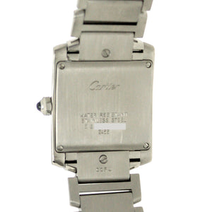 Cartier Tank Francaise Mid-Size - Chicago Pawners & Jewelers