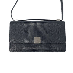 Céline Small Lizard Case Flap Bag - Chicago Pawners & Jewelers