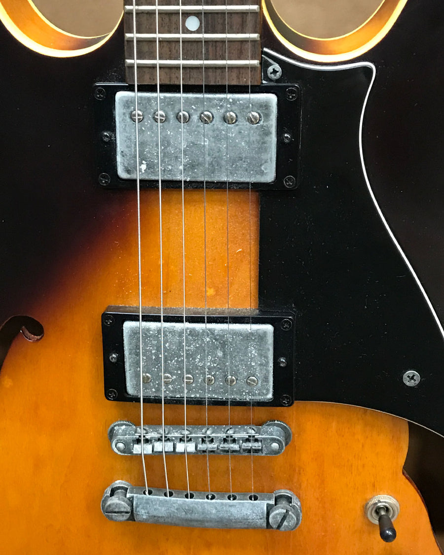 Cort Source 335-style Electric Guitar - Chicago Pawners & Jewelers