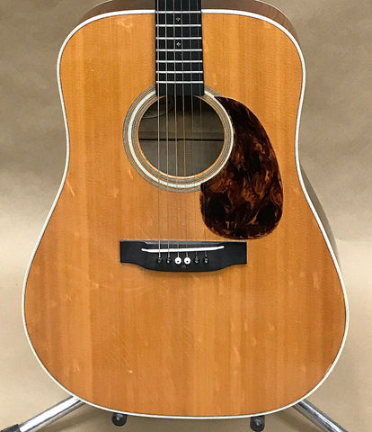 Crafters of Tennessee Maple Dreadnought Guitar