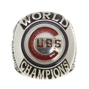 Official Chicago Cubs 2016 World Series Employee Ring - Chicago Pawners & Jewelers