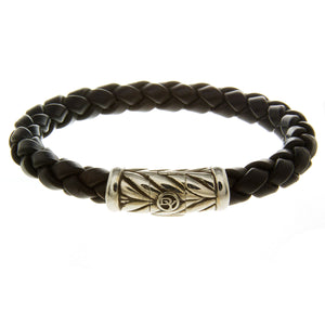 David Yurman Chevron Rubber Weave Bracelet - Chicago Pawners & Jewelers