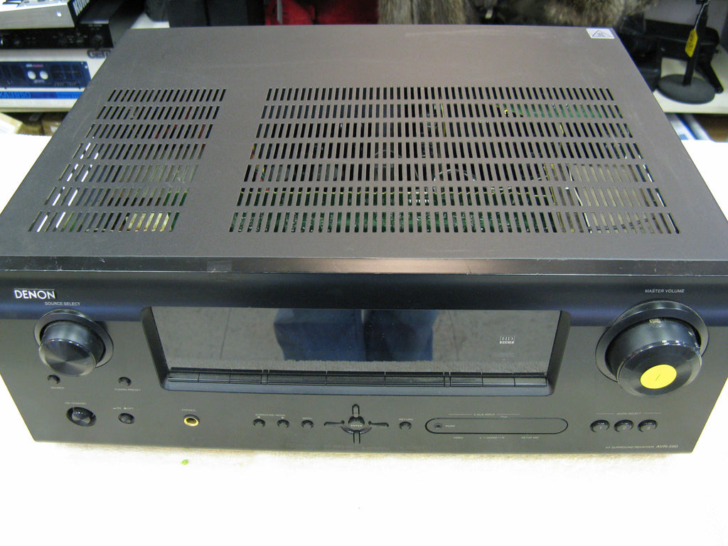 Denon AVR-590 Home Theater Receiver