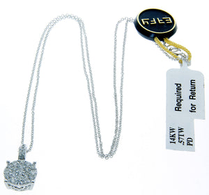 Effy 14kt Diamond Pendant - Chicago Pawners & Jewelers
