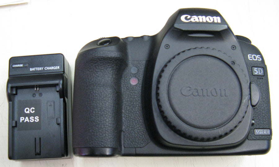 Canon EOS 5D Mark II Body Only - Chicago Pawners & Jewelers