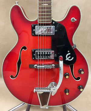 Epiphone EA-250 Early 1970s Cherry Burst - Chicago Pawners & Jewelers