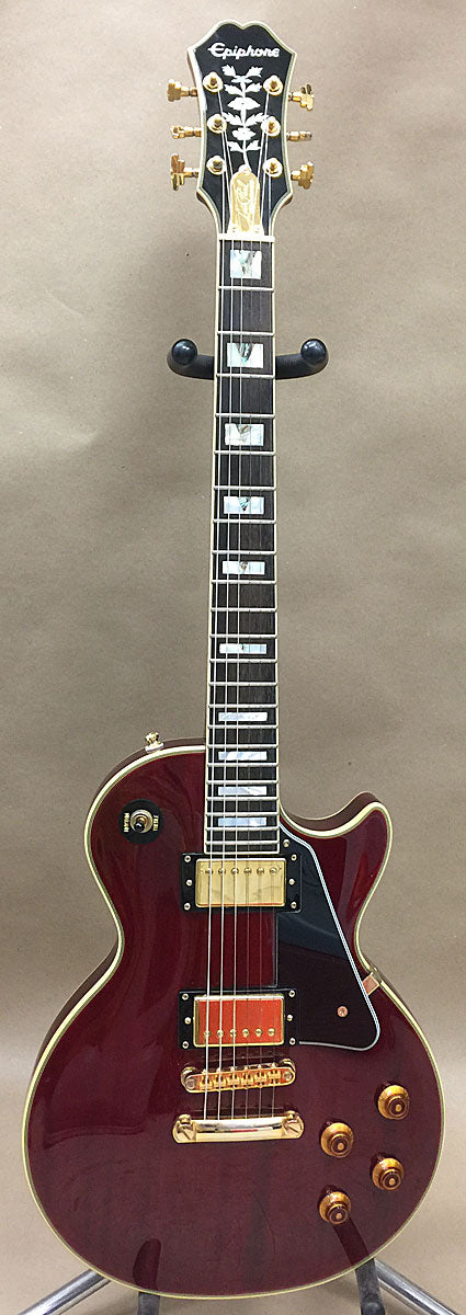 Epiphone Limited Edition Les Paul Custom Pro 100th Anniversary - Chicago Pawners & Jewelers