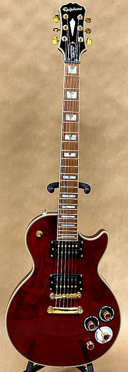 Epiphone Les Paul Custom Prophecy Plus GX - Chicago Pawners & Jewelers