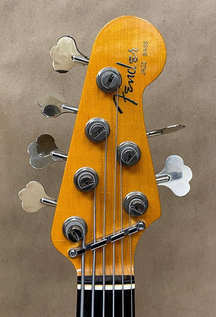 Fender Steve Bailey Jazz Bass VI 6-string - Chicago Pawners & Jewelers