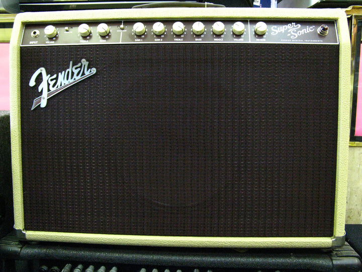 Fender Super Sonic 22 Combo Amp - Chicago Pawners & Jewelers