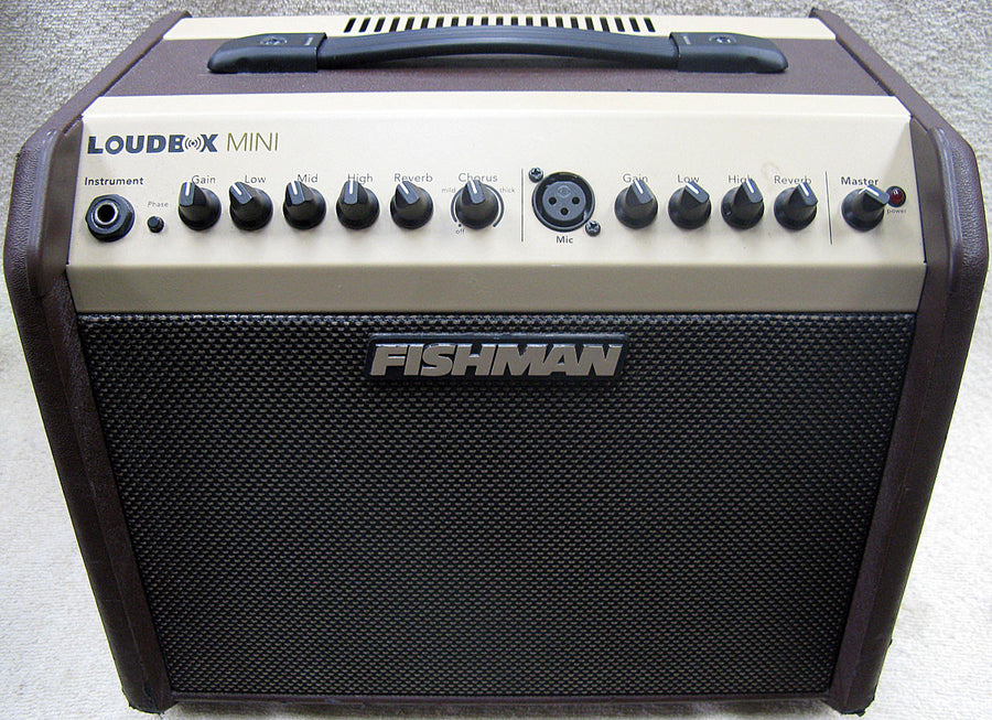 Fishman Loudbox Mini Amplifier - Chicago Pawners & Jewelers