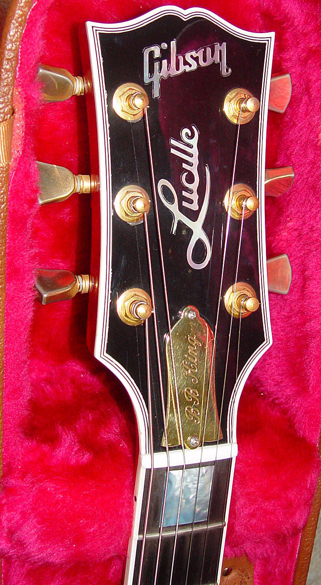 Gibson B.B. King Lucille 2001 - Chicago Pawners & Jewelers