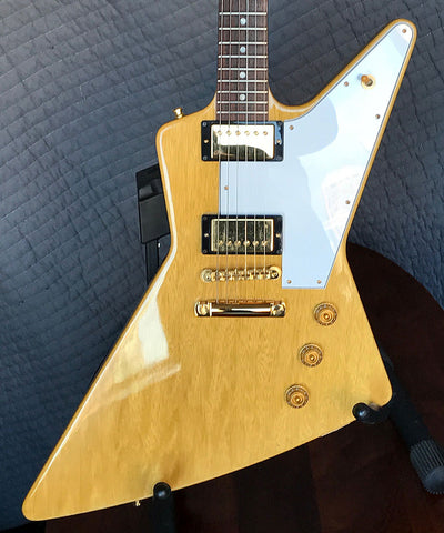 Gibson Custom Shop 1958 Korina Explorer 2008