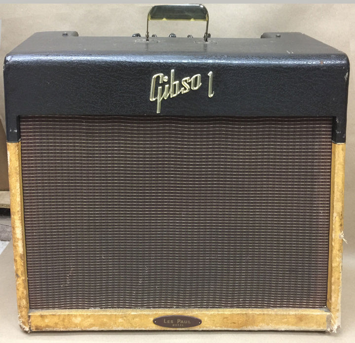 Vintage 1955-1958 Gibson GA-40 Les Paul Model Amp