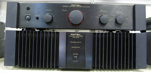 Rotel RC-1070 PreAmp and RB-1070 Power Amp