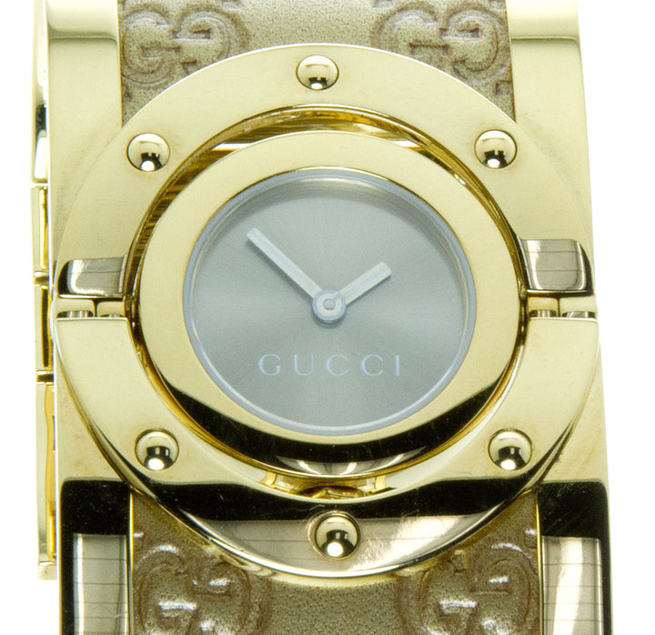 Gucci Twirl Bangle Watch - Chicago Pawners & Jewelers