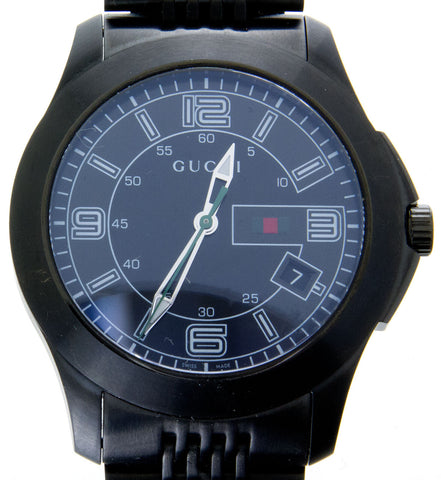 Gucci G-Timeless 126.2 Black PVD Watch