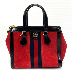 Gucci Ophidia Small Top Handle Tote